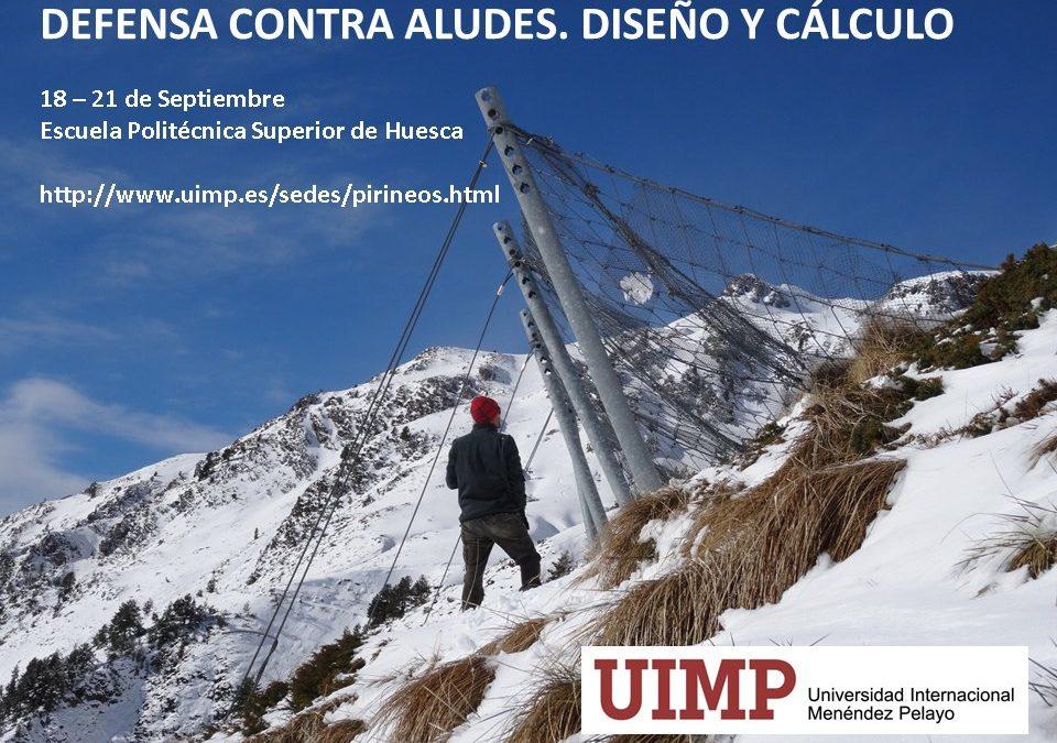 curso aludes UIMP