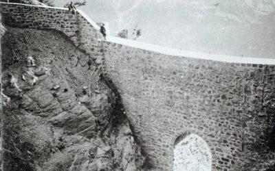 Homenaje al ingeniero de Montes D. Benito Ayerbe; primer repoblador de los Montes de Canfranc