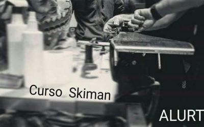 Curso Skiman profesional niveles 1 y 2