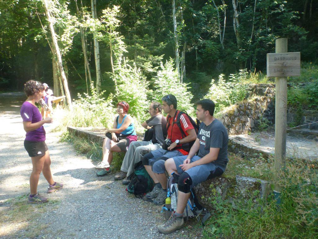 excursion arañones canfranc 2016
