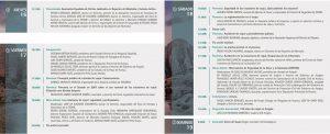 Programa III Jornadas derecho y Montaña
