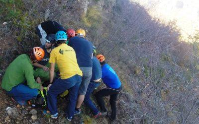 Curso de Primeros Auxilios en Montaña IMMED/A LURTE