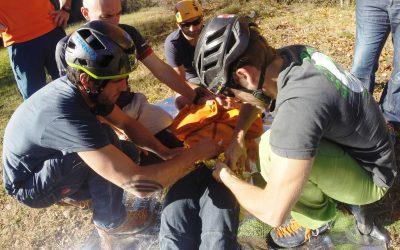 Curso Primeros Auxilios en Montaña A Lurte/IMMED