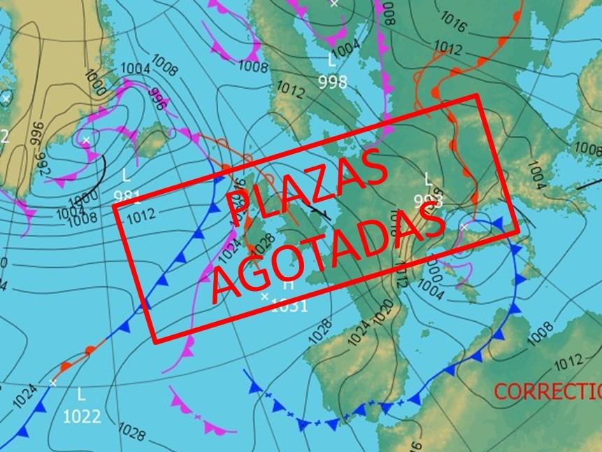 Curso de Meteorología de Montaña y previsión del tiempo