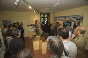 Excursiones guiadas para visitar las construcciones anti avalanchas en Canfranc Estación